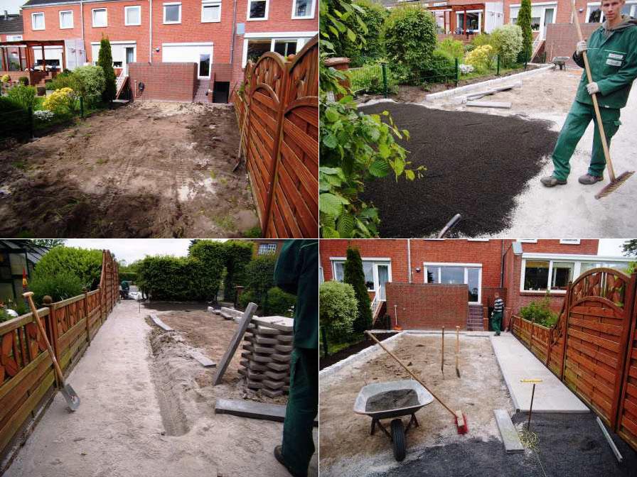 Gartengestaltung in Wilhelmshaven